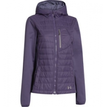 ColdGear Infrared Werewolf Insulated Jacket - Women's - Twilight Purple In Size: Extra Small by Under Armour