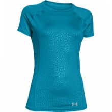 UA CoolSwitch Trail Short Sleeve Shirt - Women's by Under Armour