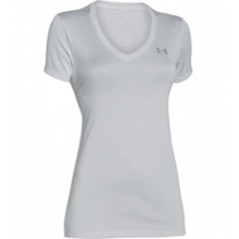 UA Twist Tech V-Neck T-Shirt - Women's in Logan, UT