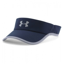 UA Shadow Visor 3.0 - Men's - Midnight Navy/Steel/Reflective