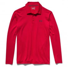 Men's Captain's Choice LS Polo by Under Armour