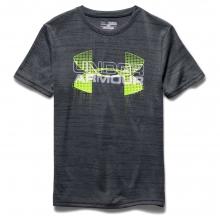 Boys' Big Logo Hybrid SS Tee in Logan, UT