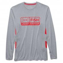 Men's Fish Hunter Tech LS Top in Logan, UT