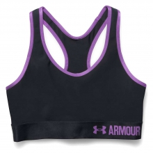 Women's UA Armour Mid Printed Bra in Logan, UT