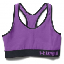 Women's UA Armour Mid Printed Bra by Under Armour