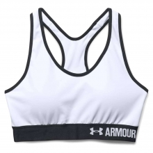 Women's Armour Mid Bra with Cups in Logan, UT