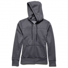 Women's Armour Fleece Full Zip Hoody II by Under Armour