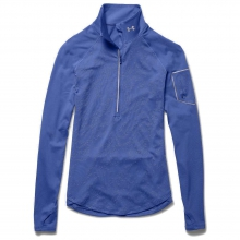 Women's Fly Fast Luminous 1/2 Zip Top by Under Armour