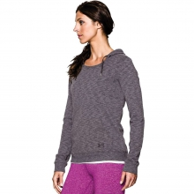 Women's Kaleidalogo Solid Pullover Hoody by Under Armour