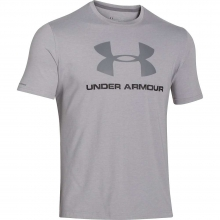 Men's UA Charged Cotton Sportstyle Logo Tee in Pocatello, ID