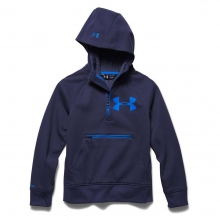 Youth ColdGear Infrared Dobson 1/2 Zip Jacket by Under Armour