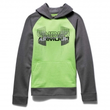 Boys' Commuter Tri Blend Hoody by Under Armour