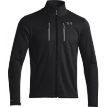 ColdGear Infrared Softershell Jacket - Men's - Black In Size: Small by Under Armour
