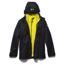 Youth ColdGear Infrared Wildwood 3-In-1 Hooded Jacket by Under Armour