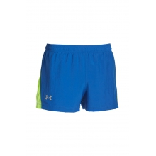 Launch Split Short - 1252068-438 by Under Armour