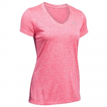 Women's UA Tech Twist V-Neck Tee by Under Armour