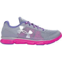 Girls' UA GGS Micro G Speed Swift Shoe by Under Armour