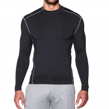 Men's UA ColdGear Armour Mock Neck Top in Logan, UT