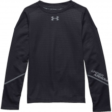 Boys' Coldgear Infrared Mock Neck Top by Under Armour