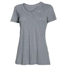 Tech V-Neck Slub Womens T-Shirt in Logan, UT