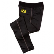 UA Base 2.0 Midweight Legging - Youth - Black In Size in Logan, UT