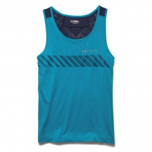 Men's ArmourVent Apollo Singlet by Under Armour