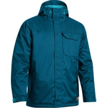 ColdGear Infrared Hacker Insulated Jacket - Men's - Legion Blue In Size
