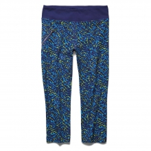 Women's Stunner Printed Woven Capri by Under Armour
