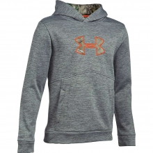 Boy's Icon Caliber Hoodie by Under Armour