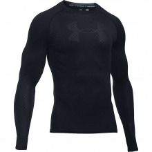 Men's HeatGear Armour Graphic LS Tee by Under Armour
