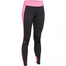 Women's ColdGear Armour Colorblock Tight by Under Armour
