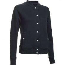 Women's Varsity Fleece Bomber Jacket by Under Armour