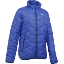 UA ColdGear Reactor Jacket - Girl's by Under Armour
