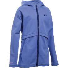 Girls' UA ColdGear Infrared Dobson Softshell Jacket by Under Armour