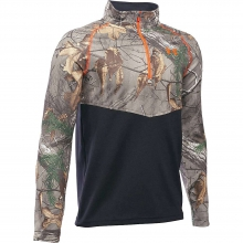 Youth Thermal 1/4 Zip Top by Under Armour