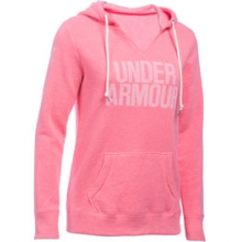 UA Favorite Fleece Word Mark Popover - Women's in Logan, UT