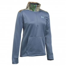Women's Icon Caliber 1/2 Zip Top by Under Armour