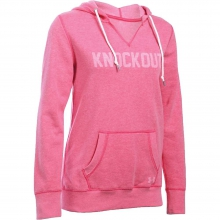 Women's Favorite Fleece Knockout Hoodie by Under Armour