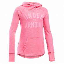 Girls' Waffle Hoody by Under Armour