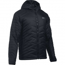 Men's UA ColdGear Reactor Hooded Jacket by Under Armour