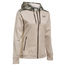 Women's Icon Caliber Full Zip Hoodie by Under Armour