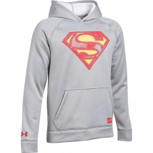 Boys' Superman Retro Hoody by Under Armour