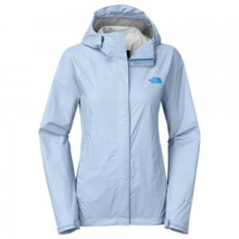 Venture Rain Jacket Women's, Powder Blue, XL by Under Armour