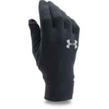 UA Core Liner Glove - Men's - Black/Steel In Size in Pocatello, ID
