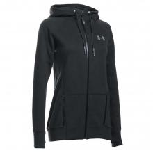 Women's Varsity Fleece Full Zip Hoodie by Under Armour