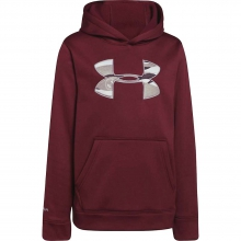 Youth Rival Hoodie by Under Armour