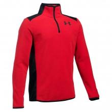 Boys' Infrared Fleece 1/4 Zip Top by Under Armour