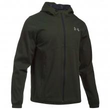 Men's UA Spring Swacket Solid Full Zip Hoodie by Under Armour