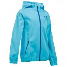 Girls' UA Spring Swacket Full Zip Hoodie by Under Armour