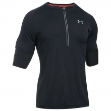 Men's UA Transport 1/2 Zip SS Top by Under Armour